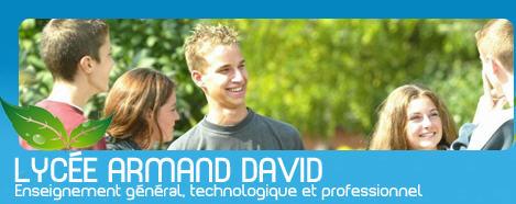 Lycée Armand David Bayonne-Hasparren